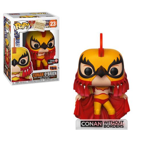 Funko POP!  Conan O' Brien Luchador  (23)