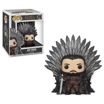 Funko POP! Game Of Thrones - Jon Snow on Throne (72)