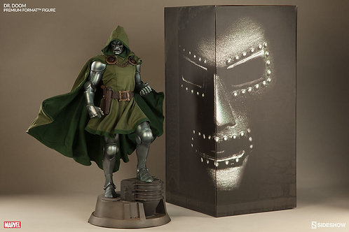 Sideshow Collectibles Marvel Doctor Doom Premium Format 1/4 scale
