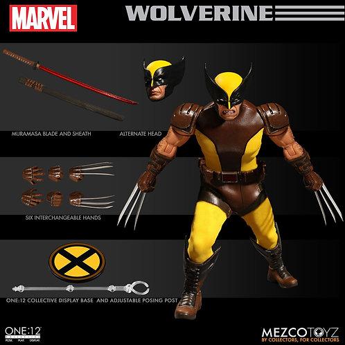 Mezco 1:12 Collective Thor Ragnarok - Wolverine