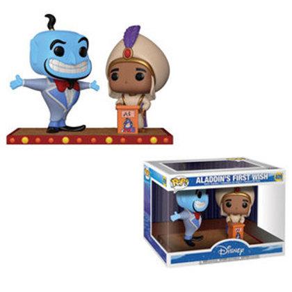 Funko POP! Disney Aladdin's First Wish (409)