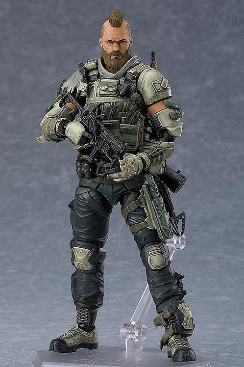 PRE ORDER Figma Call of Duty Black Ops - Ruin