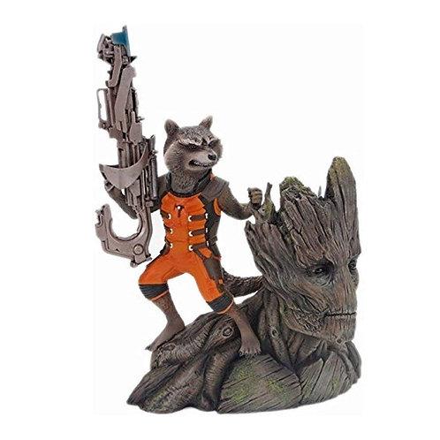 Kotobukiya Marvel Now Rocket Raccoon and Groot Artfx