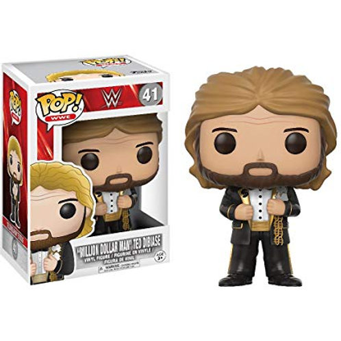 Funko POP! WWE - Million Dollar Man Ted Diblaise  (41)
