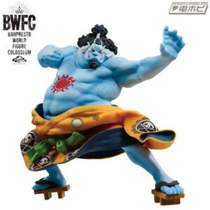 Banpresto One Piece -BWFC Jinbe