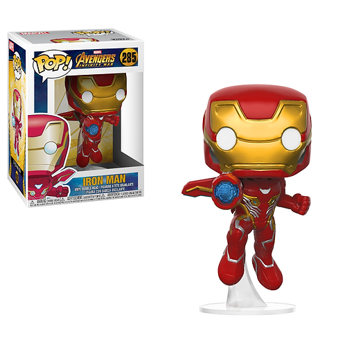 Funko POP! Avengers: Infinity War - Iron-Man (245)
