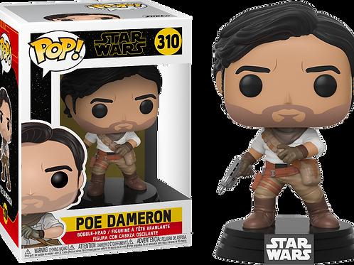 Funko POP! Star Wars Rise of Skywalker - Poe Dameron (310)