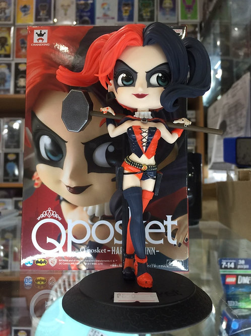 Banpresto Q Posket Harley Quinn