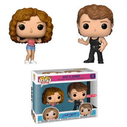 Funko POP! Dirty Dancing - Baby and Johnny 2pack (696)