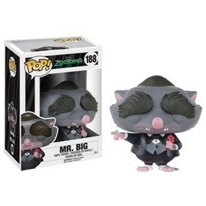 Funko POP! Disney Zootopia  - Mr. Big (188)