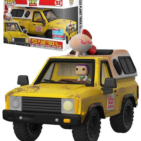 Funko POP! FCE Pizza Planet Truck with Buzz