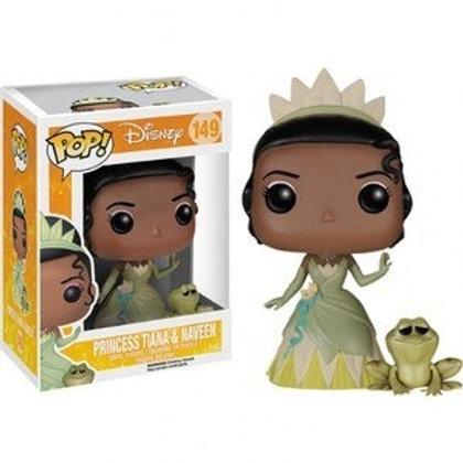 Funko POP! Disney - Princess Tiana And Naveen (149)