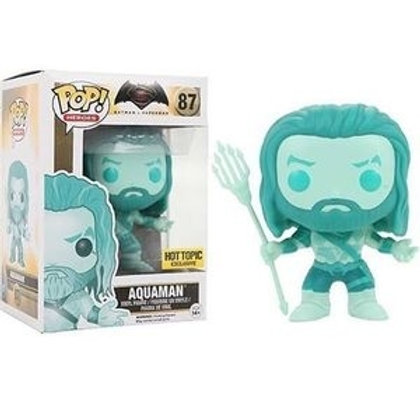Funko POP! Dawn of Justice - Aquaman Ocean BBTS Sticker (87)