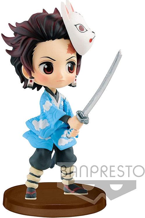 Banpresto Q Posket Petit Demon Slayer Vol 1 Tanjiro