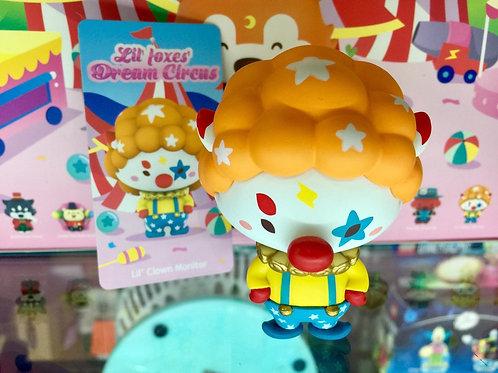 POPMART Goobi Dream Circus Lil' Clown Monitor