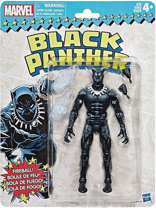 Marvel Legends Vintage Black Panther