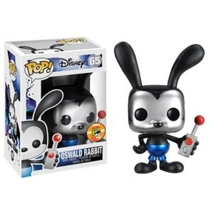 Funko POP! Disney - Oswald Rabbit Metallic SDCC Sticker (65)