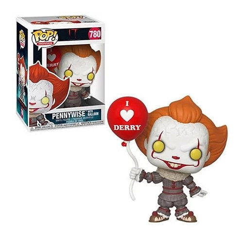 Funko POP!  Pennywise With Balloon (780)