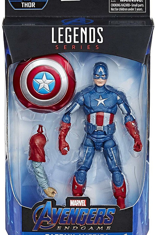 Marvel Legends Avengers Endgame Captain America