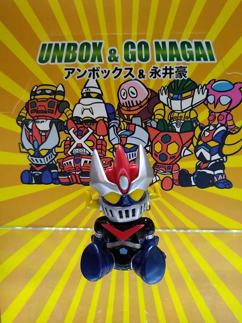 Unbox x Go Nagai - Great Mazinger Chase
