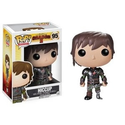 Funko POP! How to Train a Dragon - HIccup (95)