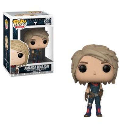 Funko POP! Destiny - Amanda Holiday (338)