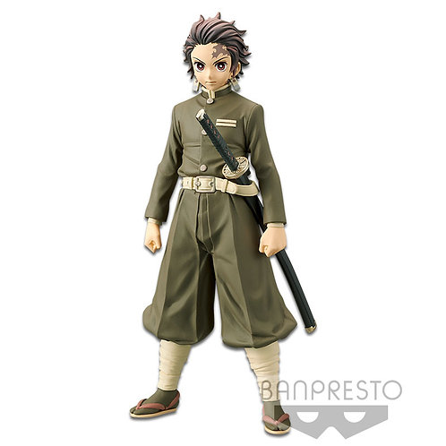 Banpresto Demon Slayer Vol 7 - Tanjiro Sephia