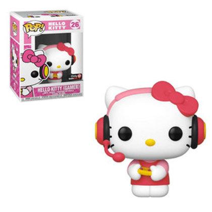 Funko POP! Hello Kitty - Hello Kitty Gamer Gamestop (26)