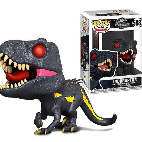 Funko POP! Jurassic World: Fallen Kingdom Indoraptor (588)