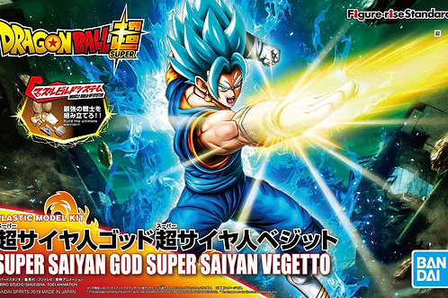 Bandai Figure Rise DBZ - Super Saiyan God Super Saiyan Vegetto Model Kit