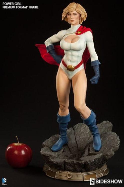 Sideshow Collectibles DC Powergirl Premium Format