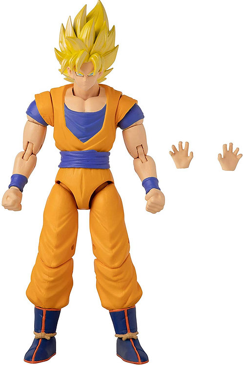 Dragon Star Super Saiyan Goku New Version