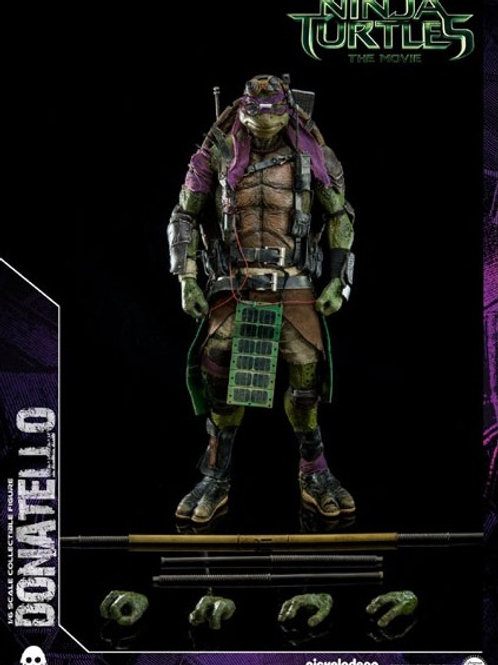3A/Threezero TMNT - Donatello