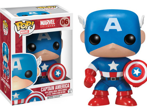 Funko POP! Classic Captain America (06)