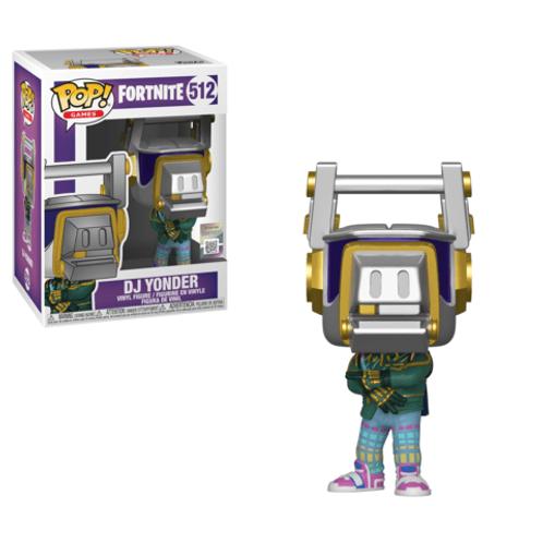 Funko POP! Fortnite DJ Yonder (512)