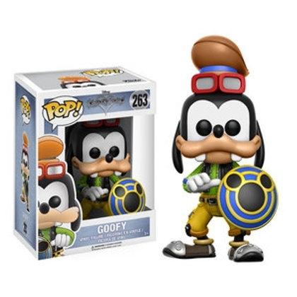 Funko POP! Kingdom Hearts  - Goofy (263)