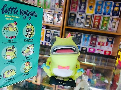 POPMART Coarse Little Voyagers Sweet Dreams Ignited - Frog