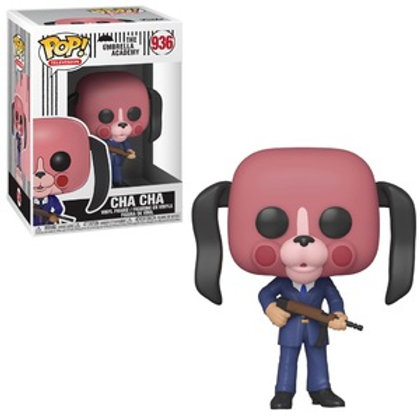 Funko POP! Umbrella Academy - Cha Cha (936)