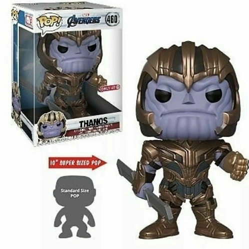 Funko POP! Avengers: Endgame Thanos 10 inch (Non target sticker) (460)