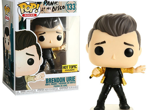 Funko POP! Panic At The Disco - Brendon Urie Hot Topic Exclusive (133)