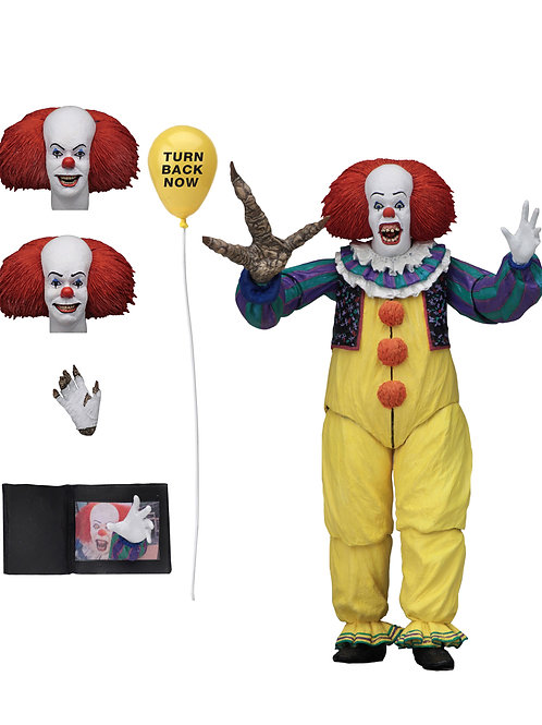 Neca IT - Ultimate Pennywise Ver 2 1990