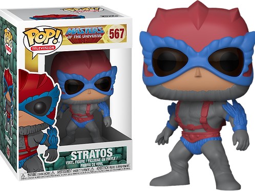 Funko POP! Masters of the Universe - Stratos (567)