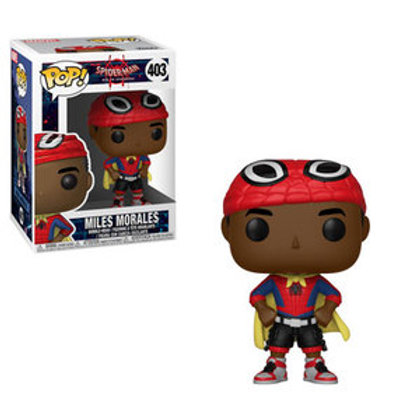Funko POP! Into the Spiderverse - Miles Morales (403)