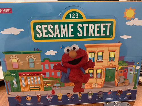 POPMART Sesame Street Set of 12 Sealed Box