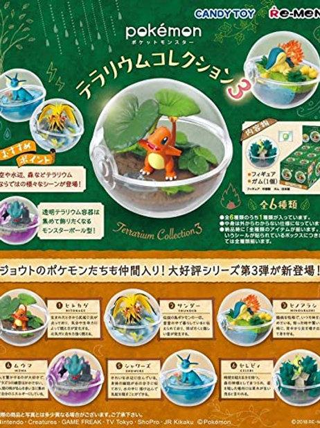 Rement Pokemon Terrarium Vol3