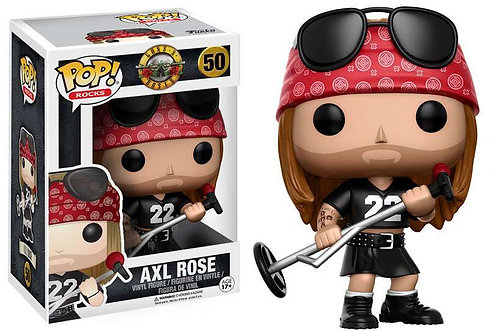 Funko POP! Gunz n' Roses - Axl Rose (50)