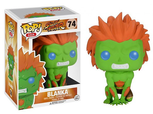 Funko POP! Street Fighter - Blanka (74)