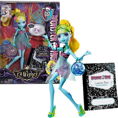 Mattel Monster High - Lagoona Blue