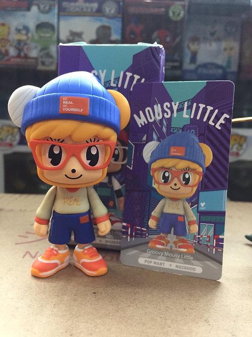 POPMART Mousy Little -Groovy Mousy Little