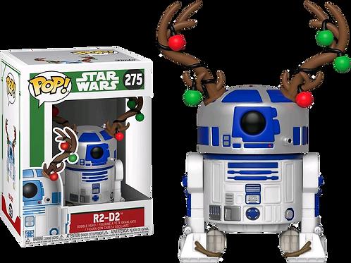 Funko POP! Star Wars - Holiday R2-D2 (275)